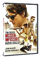 MISSION: IMPOSSIBLE V - Národ grázlů (DVD)