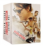 FAC #25 MISSION: IMPOSSIBLE 5 - N�rod gr�zl� (Double Pack E1 + E2) in MANIACS COLLECTOR'S BOX #2 with COIN and T-SHIRT (4 Blu-ray)