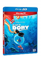 Hled� se Dory 3D + 2D (Blu-ray 3D + Blu-ray)