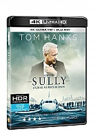 SULLY: Zázrak na řece Hudson (4K Ultra HD + Blu-ray)