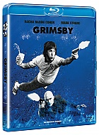 GRIMSBY (BIG FACE ACTION) (Blu-ray)