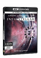 INTERSTELLAR (4K Ultra HD + 2 Blu-ray)