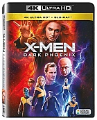 X-MEN: Dark Phoenix 4K Ultra HD (2 Blu-ray)