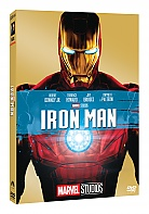 IRON MAN - Edice Marvel 10 let (DVD)