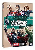 AVENGERS 2: The Age of Ultron - Edice Marvel 10 let (DVD)