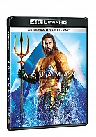 AQUAMAN 4K Ultra HD (2 Blu-ray)