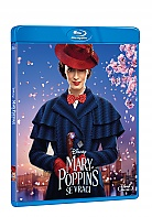MARRY POPPINS SE VRACÍ (Blu-ray)