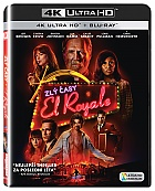ZLÝ ČASY V EL ROYALE 4K Ultra HD (2 Blu-ray)