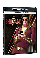 SHAZAM! 4K Ultra HD (2 Blu-ray)