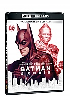 BATMAN A ROBIN (4K Ultra HD + Blu-ray)