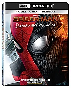 SPIDER-MAN: Daleko od domova 4K Ultra HD (2 Blu-ray)