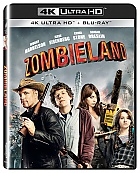 ZOMBIELAND 4K Ultra HD (2 Blu-ray)
