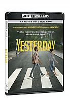 YESTERDAY (4K Ultra HD + Blu-ray)
