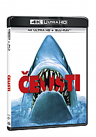 ČELISTI (4K Ultra HD + Blu-ray)