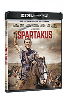 SPARTACUS (4K Ultra HD + Blu-ray)